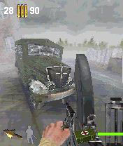 Call of Duty 1.2 - n-gage - Экшены