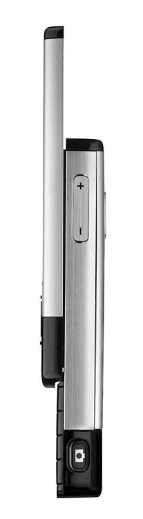 Nokia 6500 слайдер из нержавеющей стали